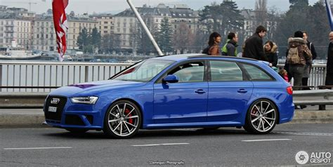 Audi Rs4 Nogaro Selection by Audi Rs4 Avant B8 Nogaro Selection 19 March 2015