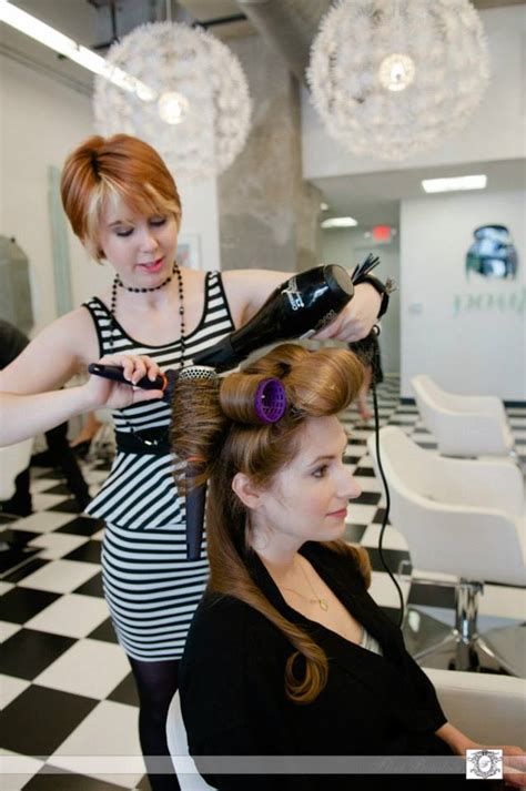 haircut mockingbird dallas pouf blowout salon comes to mockingbird station lakewood