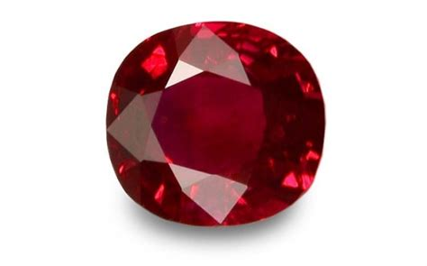 Ruby Birthstone Of July by Ruby July Birthstone Pedro Da Silva Manufacturing Jeweller