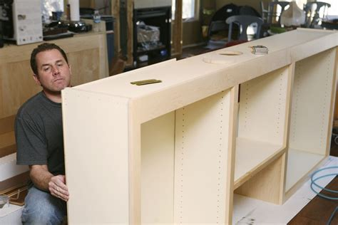 kitchen cabinet shops particle board vs plywood cabinets for kitchens and bathrooms