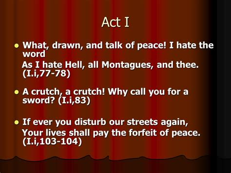 theme of romeo and juliet hate romeo and juliet quotes ppt download