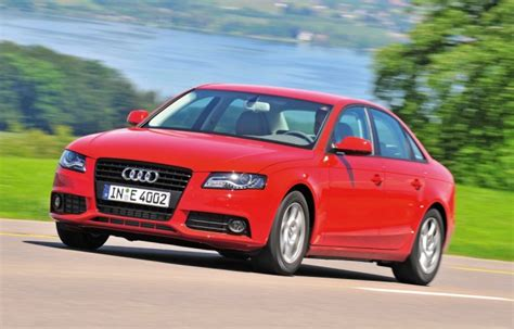 Audi A4 Tdi Mpg by 53 Mpg Clean Diesel Audi A4 Tdi Coming To U S In Four Years