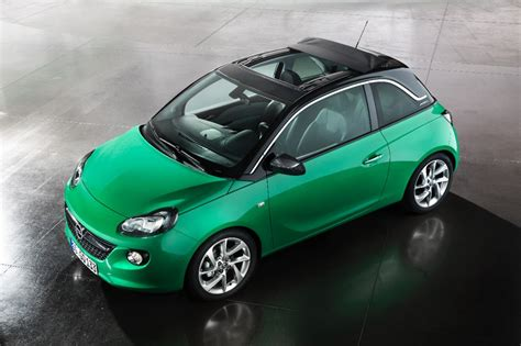 Opel Adam Receives Easytronic 3.0 Automatic and Swing Top