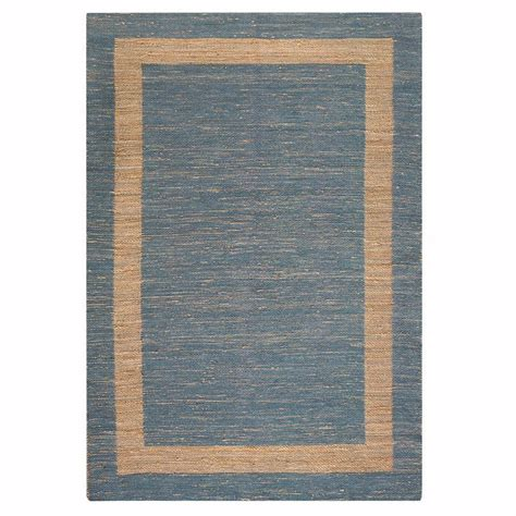 home decorators collection boundary blue 4 ft x 6 ft