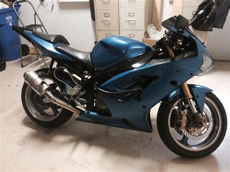 2013 Kawasaki Zx6r 636 by 2003 Kawasaki Zx6r 636 Motorcycles For Sale