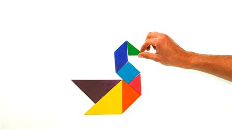 figuras geometricas que se deslizan h 225 galo usted mismo 191 c 243 mo hacer un tangram