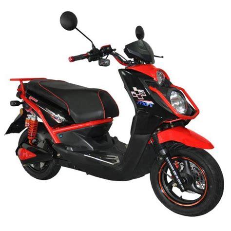 yuki moni elektrikli scooter ncom