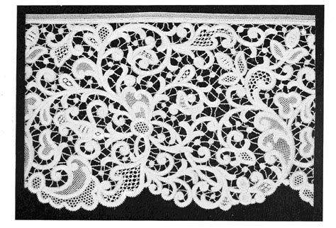 Lace Pattern Name | lace its origin and history