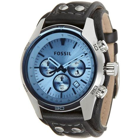 Fossil Chronograph Ch2564 fossil trend chronograph cuff ch2564 shade station