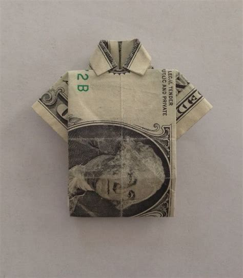 Shaped Dollar Bill Origami - other gifts and shape on