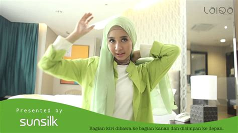 tutorial hijab pashmina laudya chintya bella tutorial hijab by laudya cynthia bella fresh drapery look