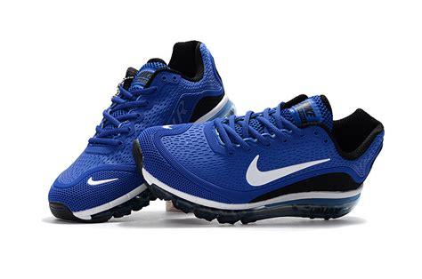 Nike Running High Premium Quality high quality nike air max 2017 5 kpu royal blue black white 898013 400 sneakers s running