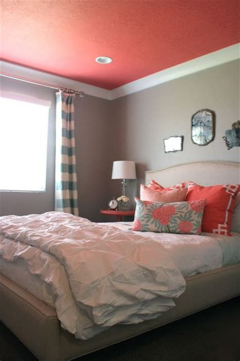 coral color bedroom 2015 paint trends decorating with coral