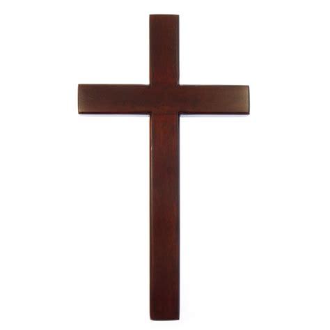 wooden wall hanging 20cm wooden mahogany large wall hanging cross