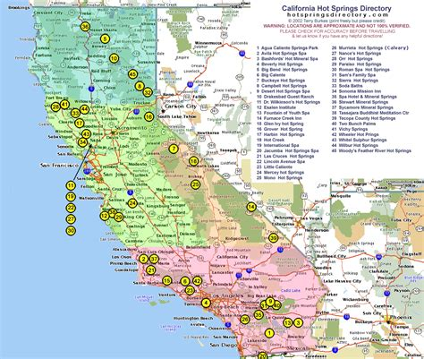 map of california usa with cities springs directory california usa mercey springs