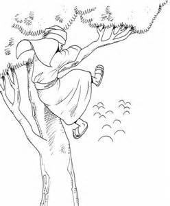 zacchaeus coloring page zacchaeus coloring page coah toddler class