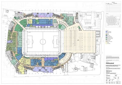 Coach House Floor Plans by Tottenham Hotspur S New 61 000 Capacity Stadium To Cost 163