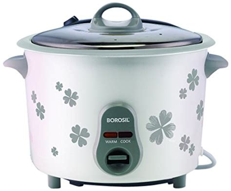 Rice Cooker Gas 10 Liter borosil pronto brc18mpc21 1 8 liter electric rice cooker at rs 1840 lowest price india