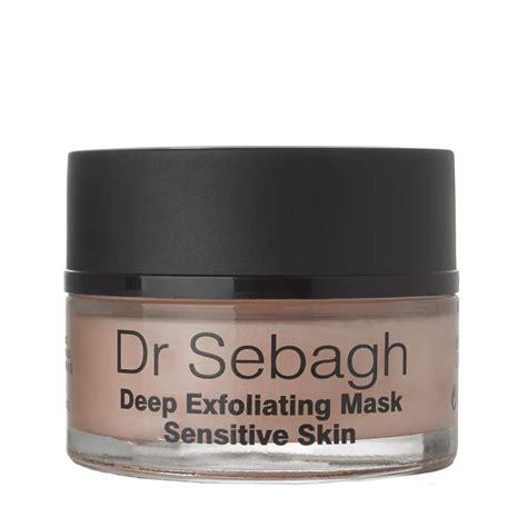 Masker Dokter dr sebagh exfoliating mask sensitive 50ml octer