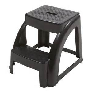 easyreach by gorilla ladders 2 step molded plastic stool