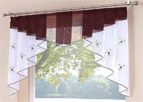 gardinen rollos für die küche moderne vorh 228 nge k 252 che m 246 belideen