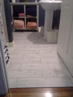MSI Pietra Series, Carrara marble look porcelain tile in