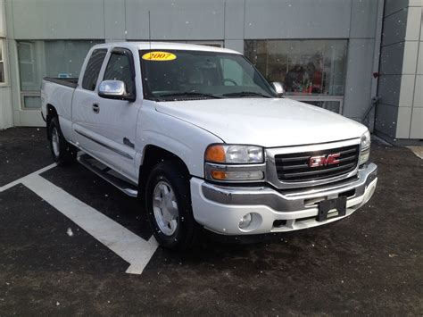 used 2007 gmc sierra 1500 classic nevada edition in new germany used inventory lake view