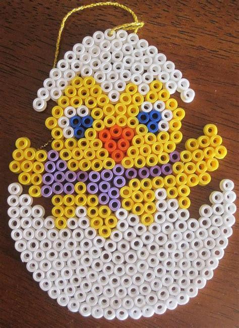 easter hama easter egg hama perler by den kreative idemager http www