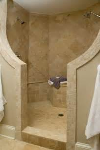 walk in showers with seat general contractor home