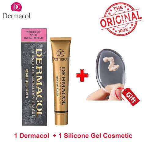 Promo Marc Remarcable Coverage Concealer 100 Original dermacol base primer corrector concealer makeup base tatoo concealer foundation