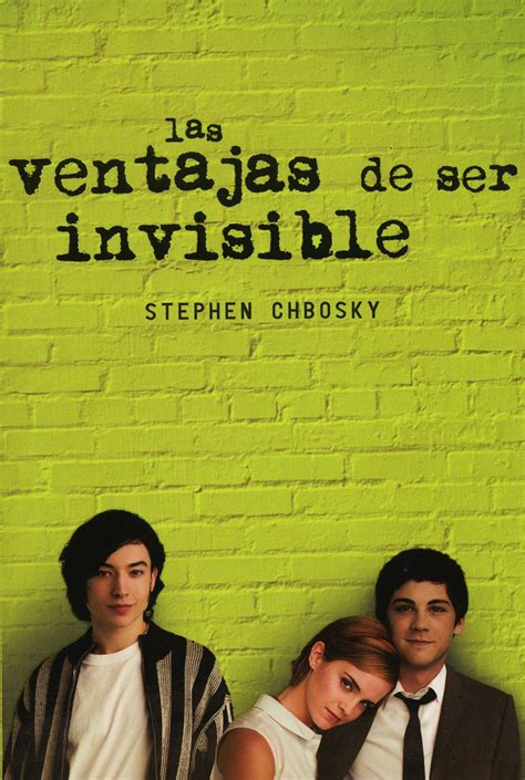 libro the perks of being librosconkim rese 241 a the perks of being a wallflower las ventajas de ser invisible