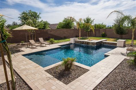 best contemporary pool by california pools