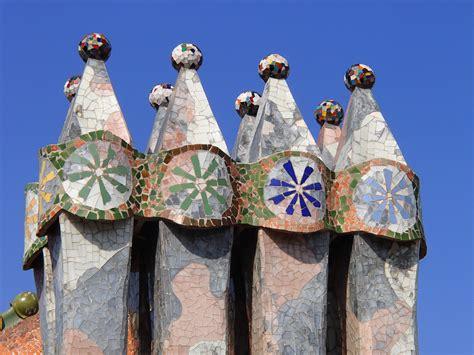 Gaudi Architecture in Barcelona   Lori & Michael's Travel Blog