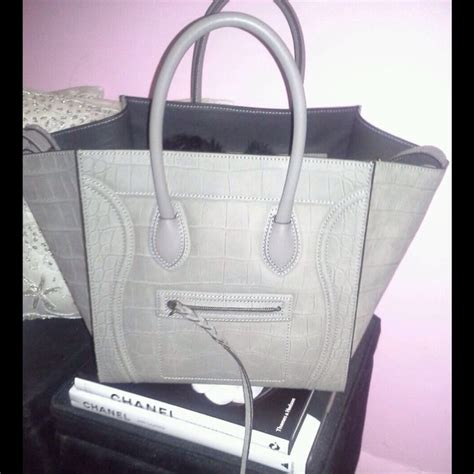 Beata Patent Tote by Moc Croc Phantom How Much Is The New Bag