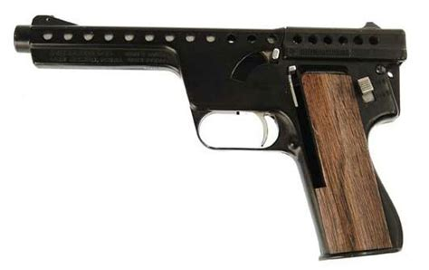 Mba Gyrojet Rocket Pistol by Mba Gyrojet Technology Yankee Gun Nuts