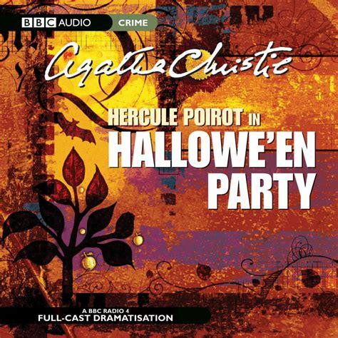 libro halloween party poirot hercule poirot in hallowe en party dramatisation luisterboek van agatha christie bij