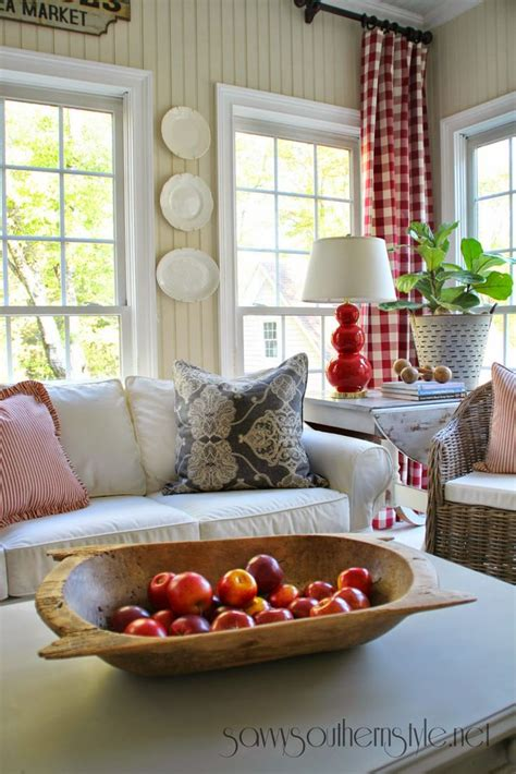 southern country home decor best 25 red country kitchens ideas on pinterest country