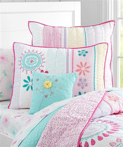 Dandelion Quilted Bedding Collection