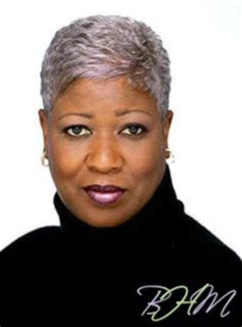 gray hair styles african american women over 50 1000 images about older african american women hairstyles