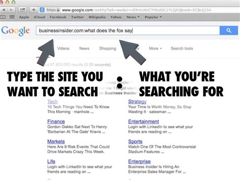 How To Search For On Gmail Search Useful Tips Business Insider