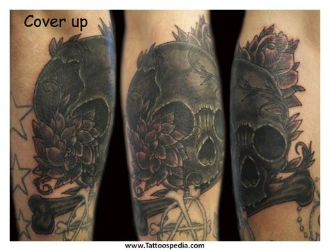 dark cover up tattoos cover up tattoos black and grey 1