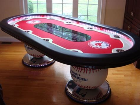dominoes tables for sale in miami boston sox inspired custom table luxury gaming