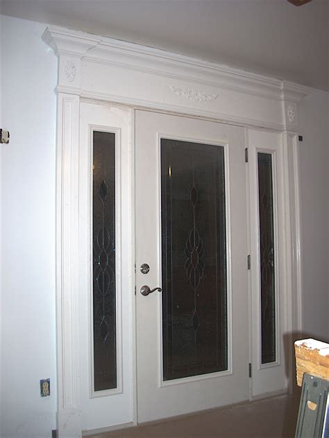 Front Door Crown Molding Front Door Crown Molding Let S Front Door Crown Molding