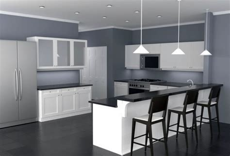 Ceiling Lights For Dining Room by 30 Interior Design Ideas For Wall Paint In Shades Of Gray