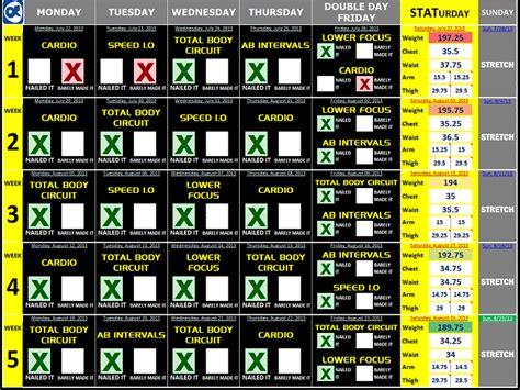 T25 Workout Calendar T25 Workout Schedule Alpha New Calendar Template Site