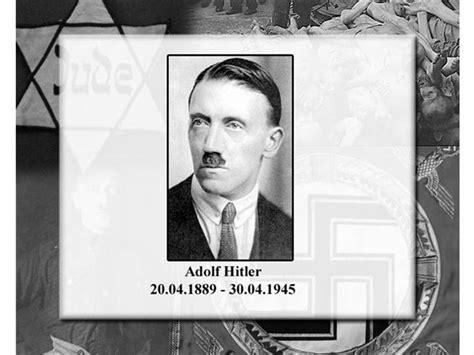 adolf hitler biography powerpoint presentation hitler authorstream