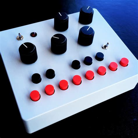 Handmade Electronic Instruments - handmade electronic instruments