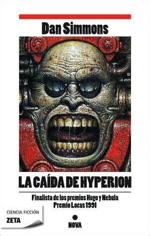 caida de hyperion la 8498723140 la ca 237 da de hyperion by dan simmons