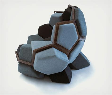 cool modern chair quartz armchair cool material