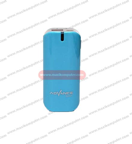 Power Bank Advance Pb 6200mah powerbank advance s21 5200 mah